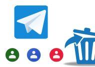 چگونگی حذف مخاطبین تلگرام