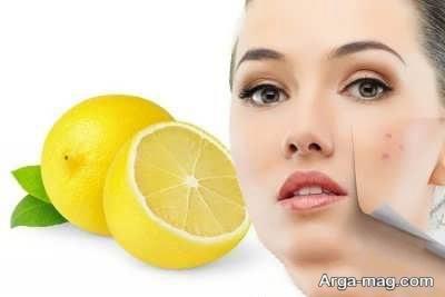 استفاده از آب لیمو