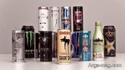 مصرف نوشابه انرژی زا