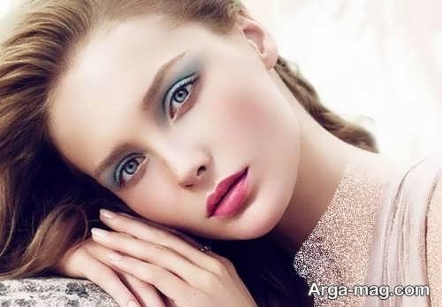 آرایش صورت زیبا و شیک