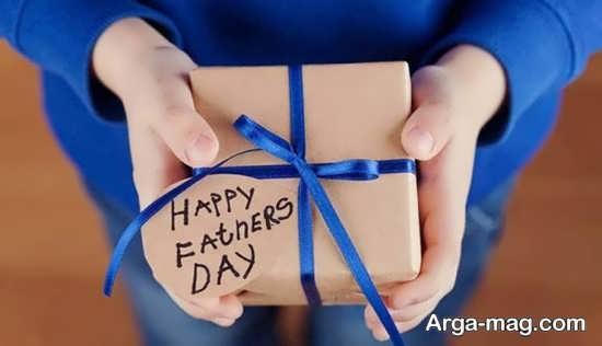 تزئین روز پدر با ایده ای ساده