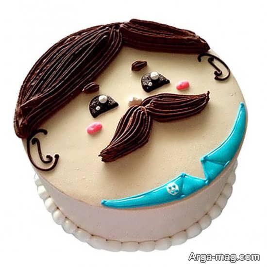 دیزاین کیک برای روز پدر