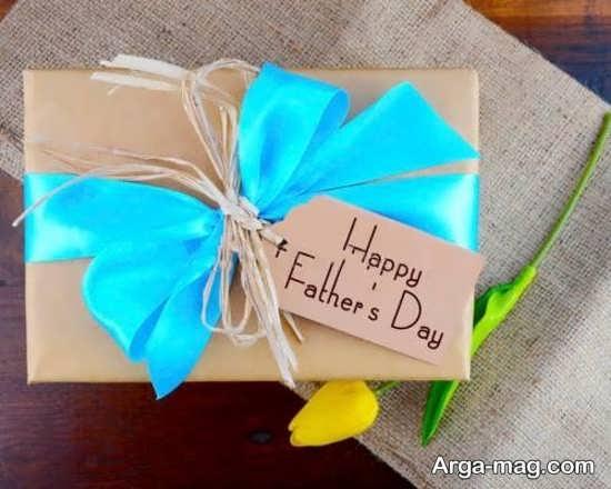 تزئین روز پدر با ایده ای شیک