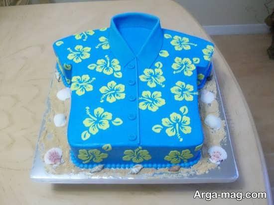 دیزاین کیک روز پدر