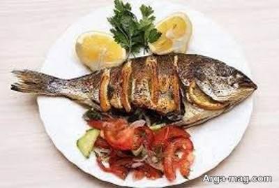 خوردن ماهی در دوران بارداری