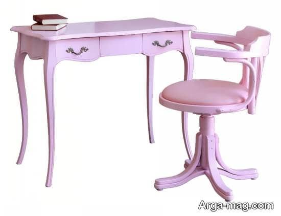میز تحریر سوسنی دخترانه