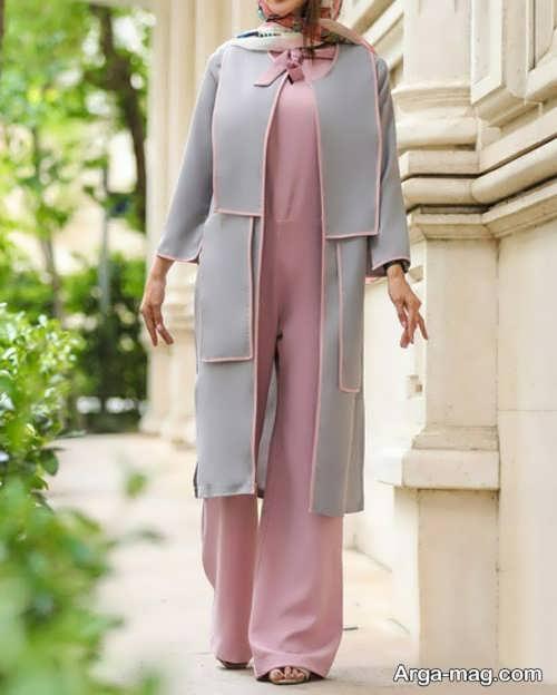 راهنمای ست رنگ طوسی و خاکستری برای افراد خوش پوش