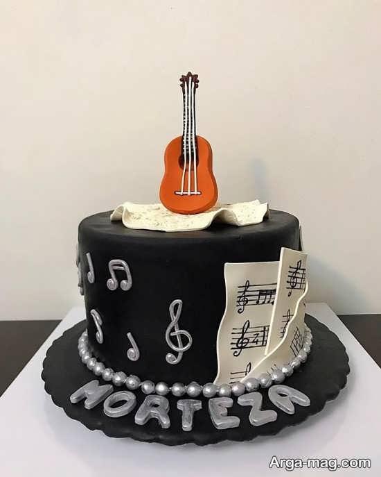 تم جذاب تولد گیتار