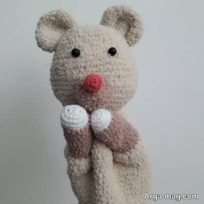 عروسک نمایشی دست ساز