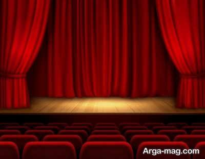 تعبیر دیدن پرده صحنه نمایش در خواب