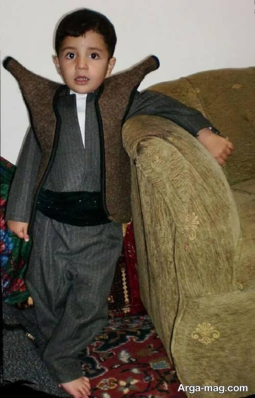 لباس سنتی بچه گانه