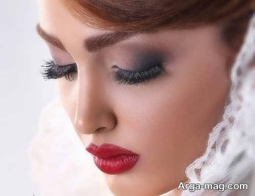 آرایش زیبا و بی نظیر عروس