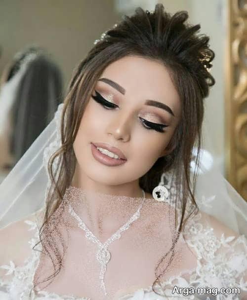 آرایش عروس زیبا و بی نظیر