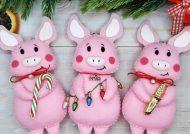 کاردستی خوک