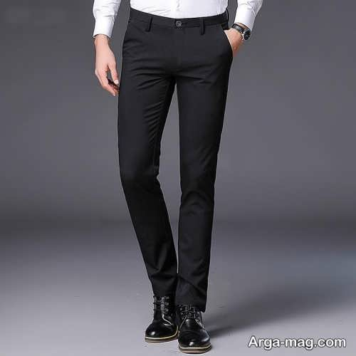 شلوار رسمی مردانه