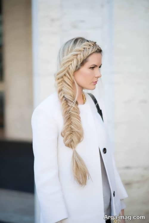 مدل موی زنانه دم اسبی