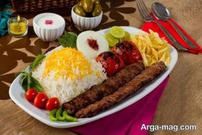 ست غذایی ایرانی