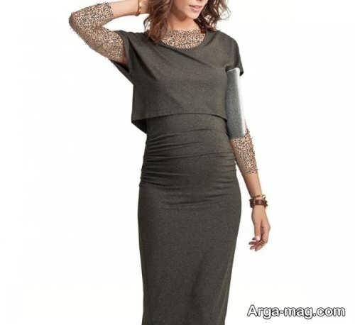 لباس بارداری ساده