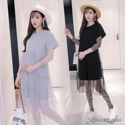 مدل لباس کره ای بارداری