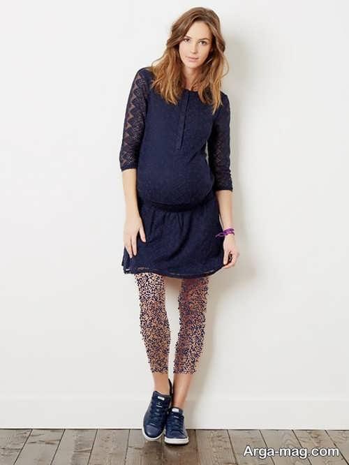 مدل لباس زیبا و شیک مخصوص بارداری