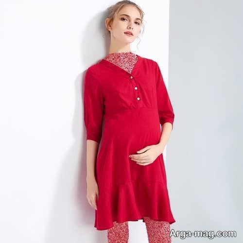 مدل لباس پوشیده بارداری