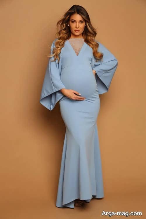 لباس ساده بارداری
