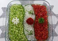 طرز تهیه سالاد شیرازی