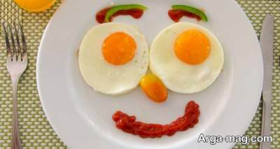 صبحانه مناسب برای رژیم شوک