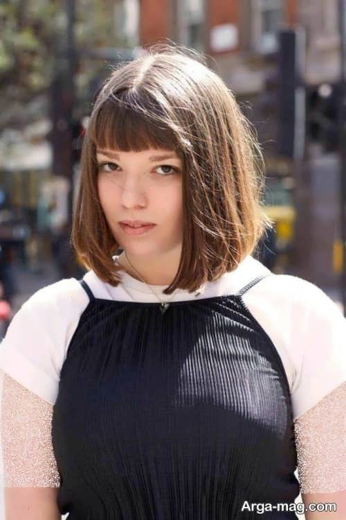 مدل موی چتری دخترانه