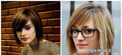 مدل موی زیبا و کوتاه