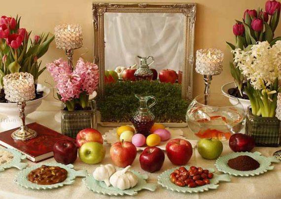 جملات کوتاه تبریک عید نوروز