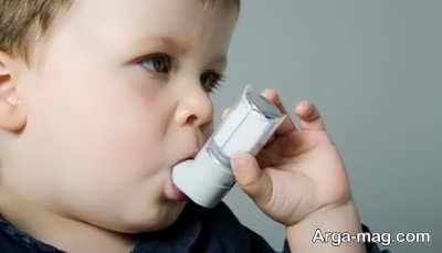 نکاتی در رابطه با کنترل تنگی نفس در کودکان
