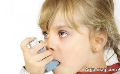 تفاوت آسم در کودکان خردسال و بزرگسال