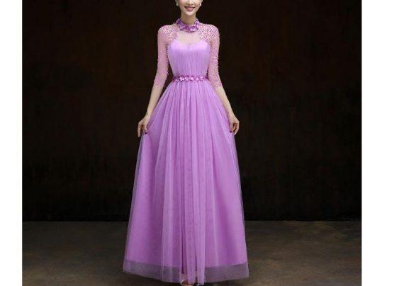 مدل لباس ساده بلند