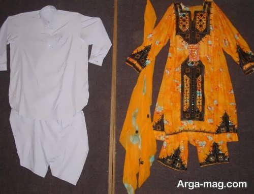 لباس محلی سیستانی