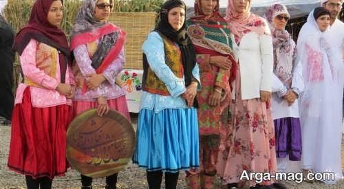 لباس زنانه سنتی