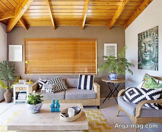 طراحی شیک و متفاوت منزل