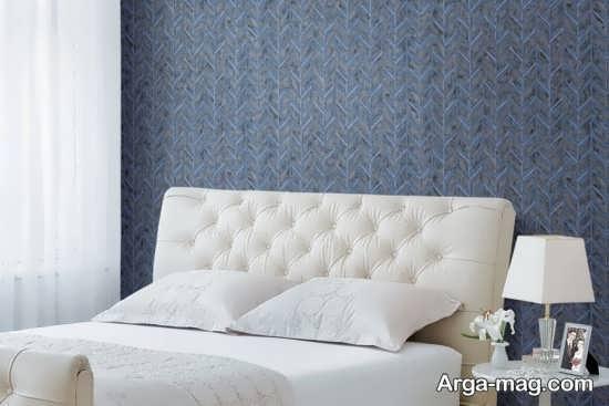 کاغذ دیواری جذاب برای اتاق خواب