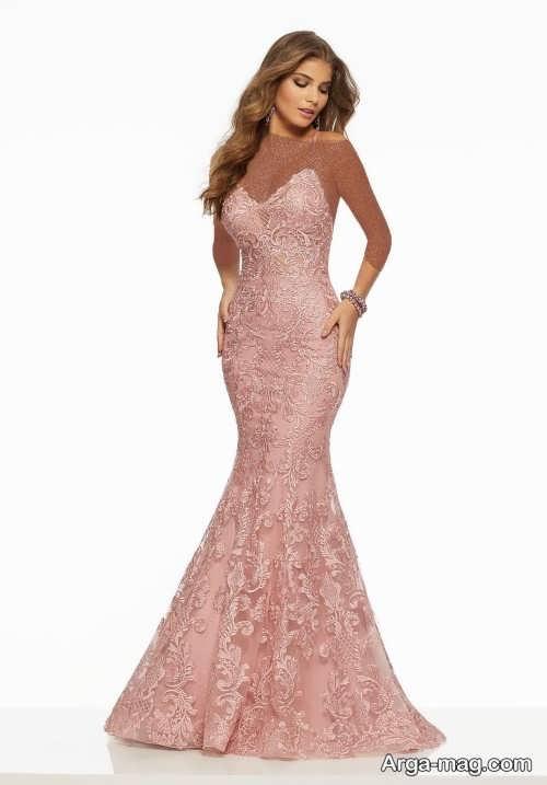 لباس مجلسی زیبا زنانه