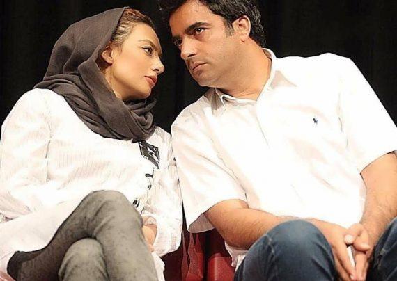 عکس عاشقانه یکتا ناصر و همسرش