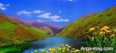 دریاچه ویژه گهر