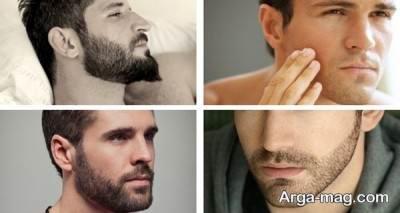 روش های کاشت ریش و سبیل