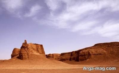 کویر باستانی شهداد