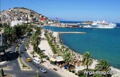 راهنمای سفر به کوش آداسی ترکیه و مکان های تفریحی که در انتظار
