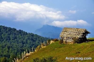 دیدنی های روستای مازیچال