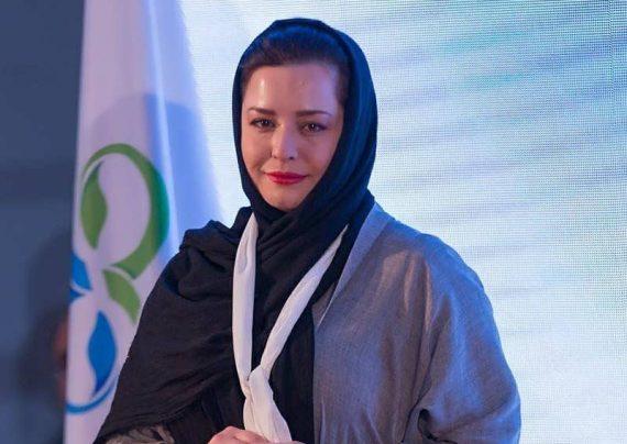 سلفی جذاب مهراوه شریفی نیا