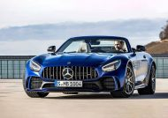 مرسدس بنز AMG GT R رودستر