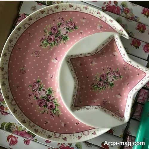 اردو خوری طرح ماه و ستاره