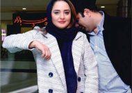 موتور سواری نرگس محمدی و همسرش