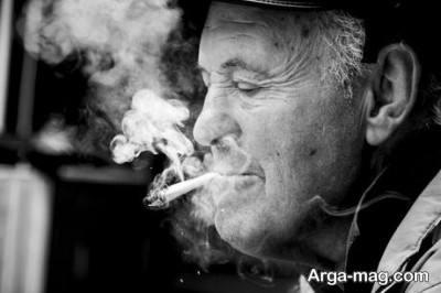 ترک سیگار برای افراد